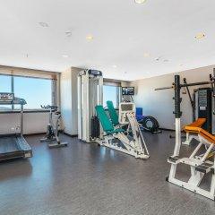 Отель Holiday Inn Porto Gaia Вила-Нова-ди-Гая фитнесс-зал фото 3