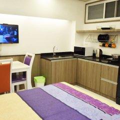 Отель Family Suite Room Pratunam Бангкок комната для гостей фото 2