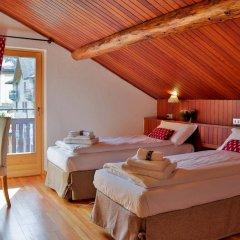 Hotel Roseg Киеза-ин-Вальмаленко комната для гостей