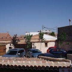 Отель Callejón del Pozo парковка