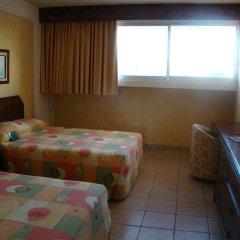 Hotel Los Aluxes комната для гостей фото 2