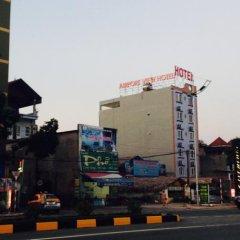 Отель Airport View Ханой городской автобус