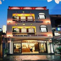 Отель Dai Long Hotel Вьетнам, Хойан - отзывы, цены и фото номеров - забронировать отель Dai Long Hotel онлайн вид на фасад