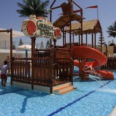 Отель Panthea Holiday Village Water Park Resort детские мероприятия фото 2