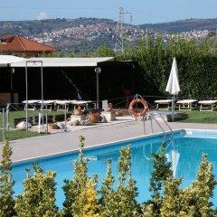 Hotel Piscina La Suite Фонди бассейн фото 2