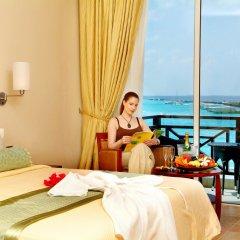 Отель Hulhule Island Hotel Мальдивы, Атолл Каафу - отзывы, цены и фото номеров - забронировать отель Hulhule Island Hotel онлайн комната для гостей