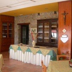 Отель La Foresteria Di San Leo Тито помещение для мероприятий