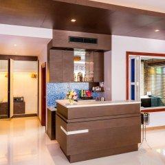 Отель Nipa Resort в номере
