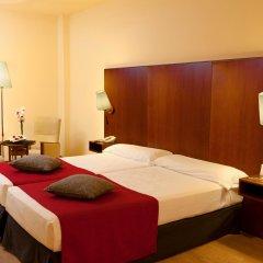 Отель Vincci Ciudad de Salamanca комната для гостей