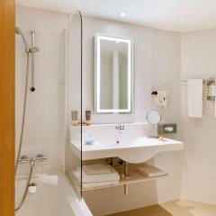 Отель Novotel Lyon Gerland Musée des Confluences ванная фото 2