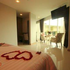 Отель Di Pantai Boutique Beach Resort комната для гостей фото 3