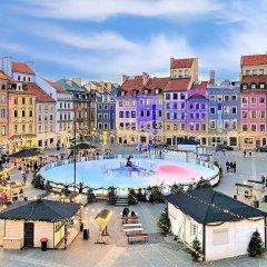 Апартаменты MONDRIAN Luxury Suites & Apartments Warsaw Market Square пляж