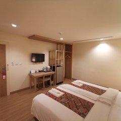 Отель Baan Suwantawe Таиланд, Пхукет - отзывы, цены и фото номеров - забронировать отель Baan Suwantawe онлайн комната для гостей фото 5