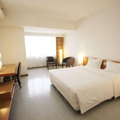 Guangzhou Hotel комната для гостей фото 2