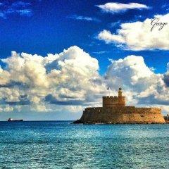 Отель Old Town Roloi House Греция, Родос - отзывы, цены и фото номеров - забронировать отель Old Town Roloi House онлайн пляж