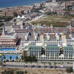 Отель Palm World Resort & Spa Side - All Inclusive Сиде городской автобус
