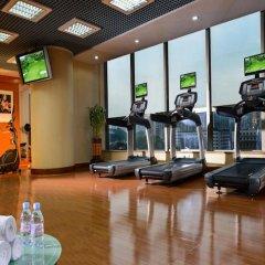 ShenzhenAir International Hotel фитнесс-зал