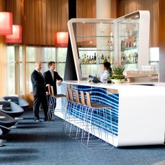 Radisson Blu Hotel, Trondheim Airport гостиничный бар