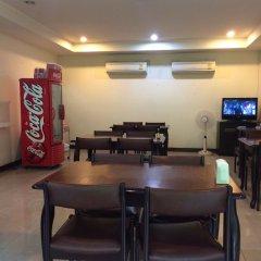 Отель 14 Place Sukhumvit Suites Бангкок питание фото 2