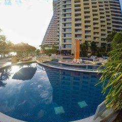 Отель Playa Suites бассейн