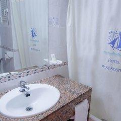 Отель Playasol Mare Nostrum Испания, Ивиса - отзывы, цены и фото номеров - забронировать отель Playasol Mare Nostrum онлайн ванная