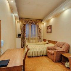 Гостиница Мыс отдыха Надежда комната для гостей