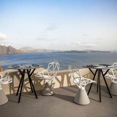 Mystique, a Luxury Collection Hotel, Santorini питание фото 3