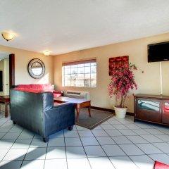 Отель Econo Lodge Vicksburg США, Виксбург - отзывы, цены и фото номеров - забронировать отель Econo Lodge Vicksburg онлайн комната для гостей фото 4