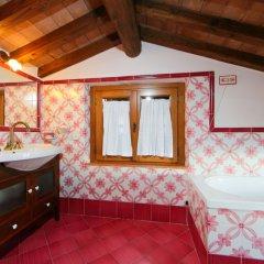 Отель Il Pino - Three Bedroom Массароза ванная