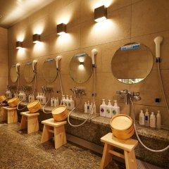 Отель Super Hotel Lohas Akasaka Япония, Токио - отзывы, цены и фото номеров - забронировать отель Super Hotel Lohas Akasaka онлайн сауна