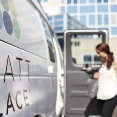 Отель Hyatt Place Amsterdam Airport Нидерланды, Хофддорп - 5 отзывов об отеле, цены и фото номеров - забронировать отель Hyatt Place Amsterdam Airport онлайн городской автобус
