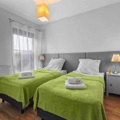 Отель Apartamenty Aparts Польша, Лодзь - отзывы, цены и фото номеров - забронировать отель Apartamenty Aparts онлайн комната для гостей фото 2