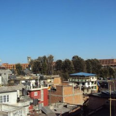 Отель Tree House Непал, Катманду - отзывы, цены и фото номеров - забронировать отель Tree House онлайн балкон
