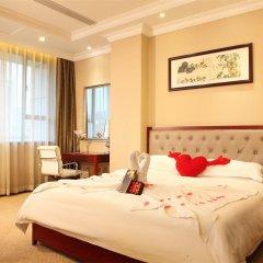 Отель Guangzhou Wassim Hotel Китай, Гуанчжоу - отзывы, цены и фото номеров - забронировать отель Guangzhou Wassim Hotel онлайн комната для гостей фото 5