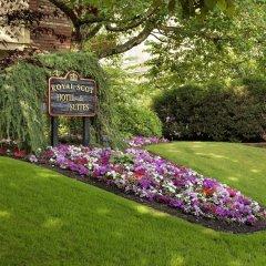 Отель Royal Scot Hotel & Suites Канада, Виктория - отзывы, цены и фото номеров - забронировать отель Royal Scot Hotel & Suites онлайн помещение для мероприятий