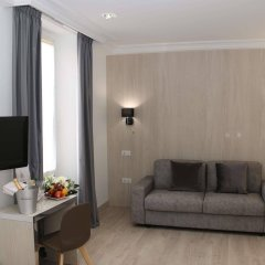Отель Golden Tulip De Paris Канны комната для гостей фото 3