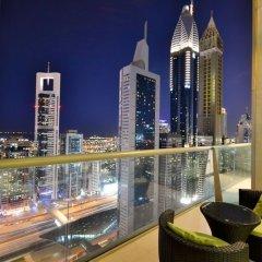 Отель Vacation bay Liberty House Tower Дубай балкон