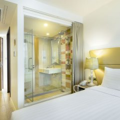 Отель Le Tada Parkview Бангкок комната для гостей фото 5