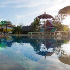 Отель Pinky Bungalow Ланта бассейн фото 3