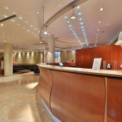 Отель Best Western Hotel Cappello D'Oro Италия, Бергамо - 2 отзыва об отеле, цены и фото номеров - забронировать отель Best Western Hotel Cappello D'Oro онлайн интерьер отеля фото 2
