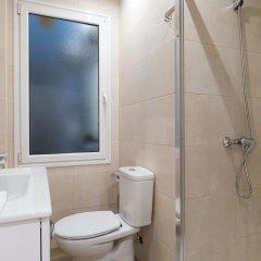 Отель Arrasate - Iberorent Apartments Испания, Сан-Себастьян - отзывы, цены и фото номеров - забронировать отель Arrasate - Iberorent Apartments онлайн ванная фото 2