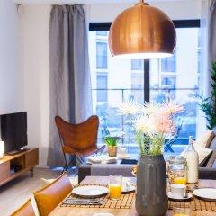 Апартаменты Sweet Inn Apartments Etterbeek Брюссель комната для гостей фото 3