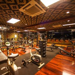 Отель Royal Phawadee Village Патонг фитнесс-зал фото 2