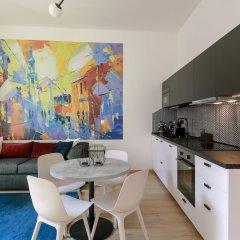 Отель Avantgarde apartments Чехия, Пльзень - отзывы, цены и фото номеров - забронировать отель Avantgarde apartments онлайн в номере фото 2