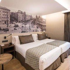 Отель Catalonia Born Барселона комната для гостей фото 5