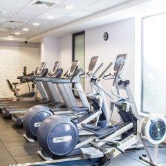 Отель Doubletree by Hilton Angel Kings Cross Лондон фитнесс-зал