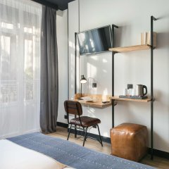 Отель So'Co by HappyCulture Франция, Ницца - 13 отзывов об отеле, цены и фото номеров - забронировать отель So'Co by HappyCulture онлайн удобства в номере фото 2