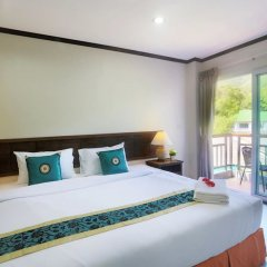 Pathaya Place Kata Hotel пляж Ката комната для гостей фото 4