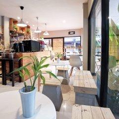 Foresttel Bkk - Hostel Бангкок гостиничный бар