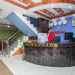 Отель OYO 222 Hotel New Himalayan Непал, Катманду - отзывы, цены и фото номеров - забронировать отель OYO 222 Hotel New Himalayan онлайн интерьер отеля